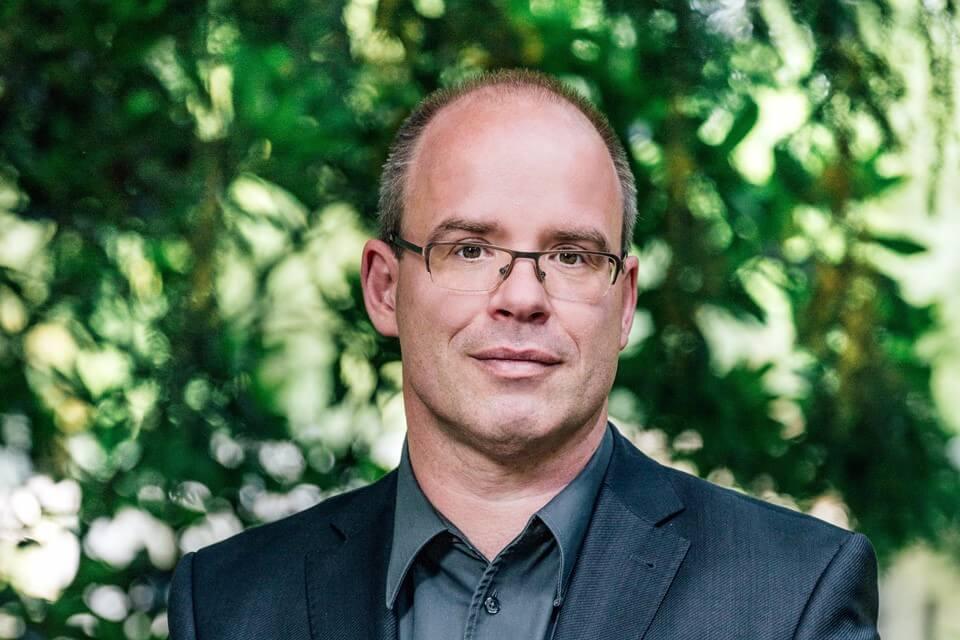 Dr. Martin Diederich - Trauredner